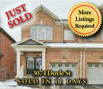 Sold in 11 Days